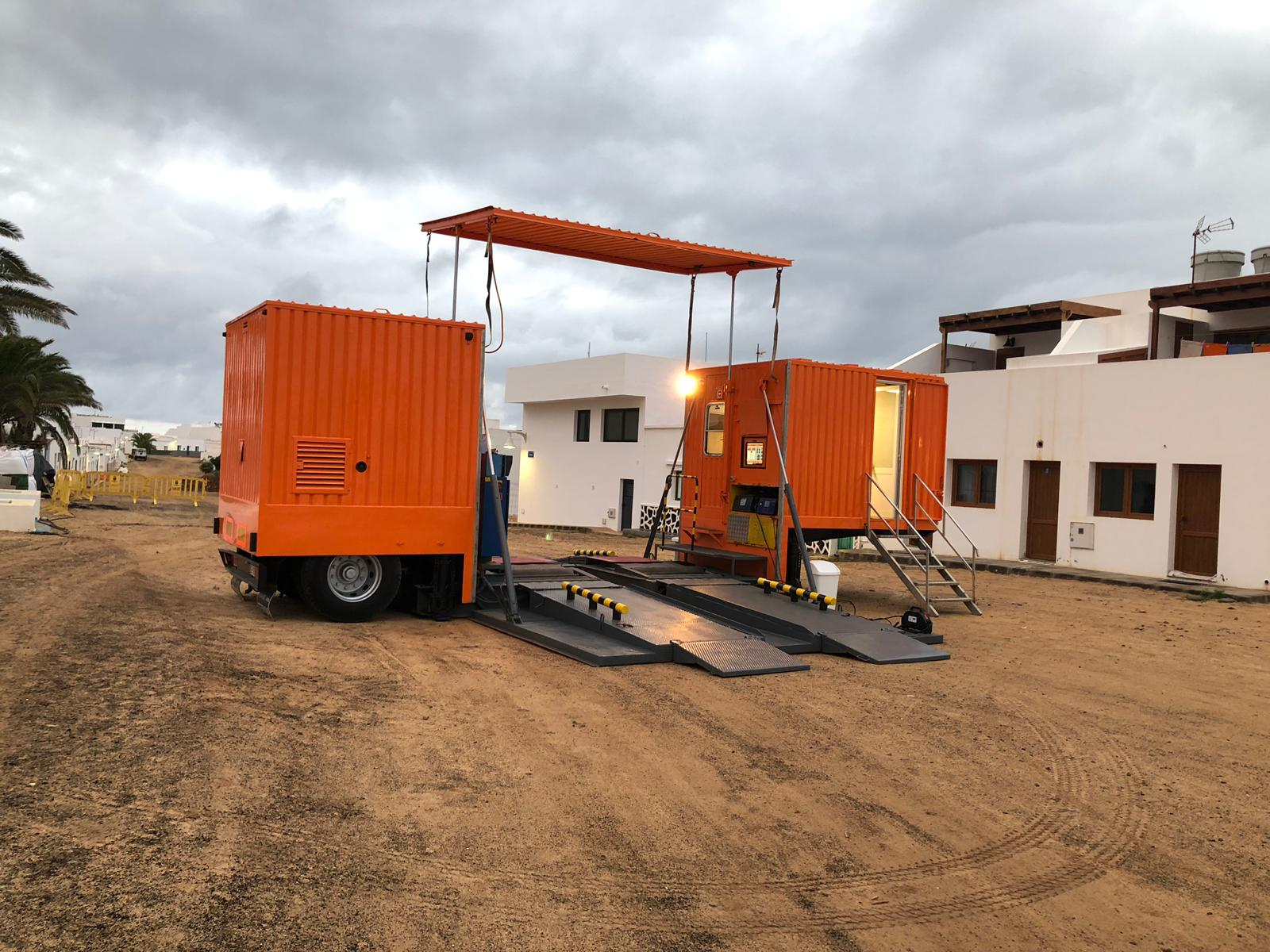 La graciosa itv movil
